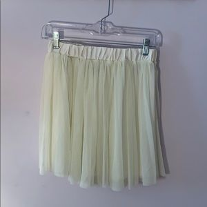 Show me your mumu tulle skirt